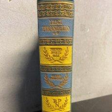 Libros: PIRANDELLO, LUIGI. - OBRAS ESCOGIDAS. TOMO II.. Lote 261587525