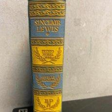 Libros: LEWIS, SINCLAIR. - OBRAS ESCOGIDAS.TOMO I.. Lote 261587575
