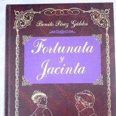 Libros: FORTUNATA Y JACINTA.- PÉREZ GALDÓS, BENITO. Lote 261655410