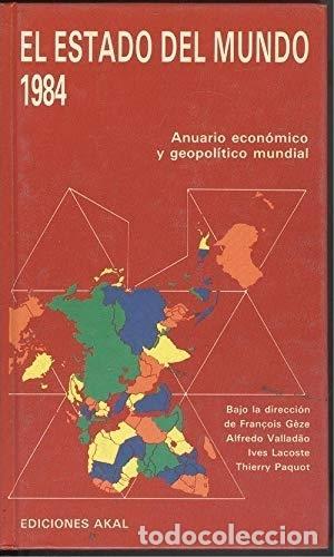 EL ESTADO DEL MUNDO 1984 - (Libros sin clasificar)