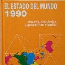 Libros: EL ESTADO DEL MUNDO 1990 -. Lote 261666875