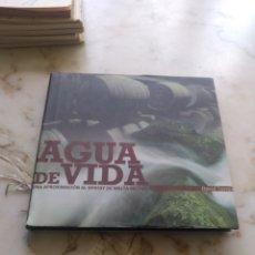 Libros: DAVID TORRES AGUA DE VIDA. 2008. Lote 261694660