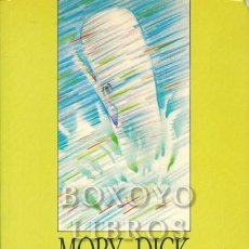 Libros: MELVILLE, HERMAN. MOBY DICK (LA BALLENA BLANCA). Lote 261937875