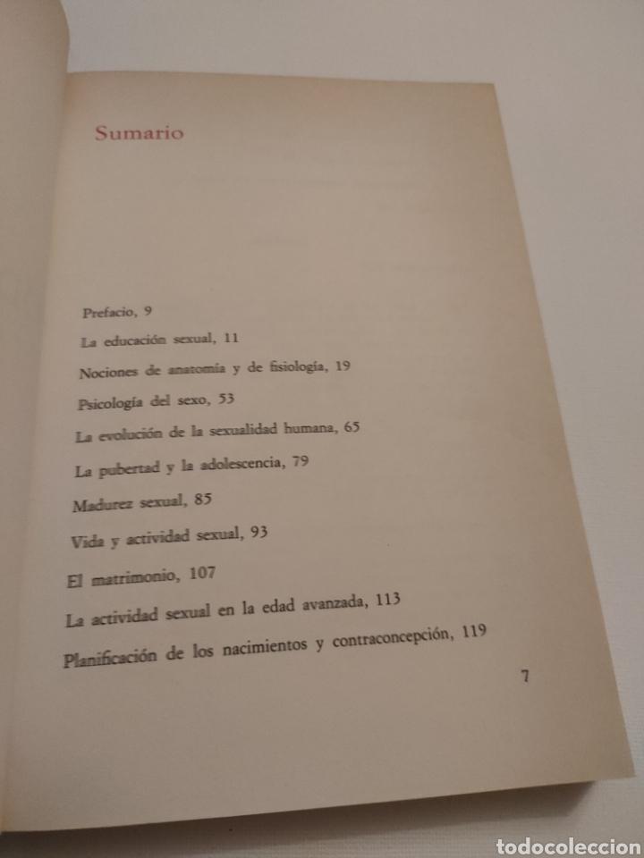 Libros: Todo sobre el sexo. Dr Fabio Valli. 1988. - Foto 5 - 261993240