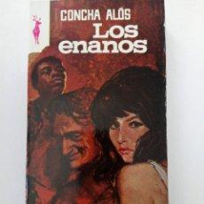 Libros: LOS ENANOS - CONCHA ALÓS - COLECCIÓN RENO Nº 79 - EDICIONES G.P.. Lote 262202290