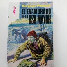 Libros: EL ENAMORADO DE LA OSA MAYOR - COLECCIÓN RENO Nº 144 - EDICIONES G.P.. Lote 262202450