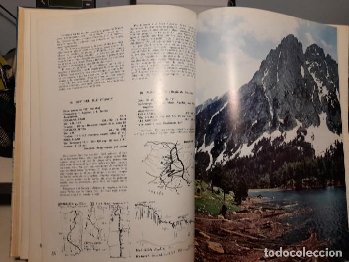 Libros: LLIBRE DE BARTOMEU PUIGGROS : LES MUNTANYES QUE VAIG ESTIMAR - Foto 4 - 262211130