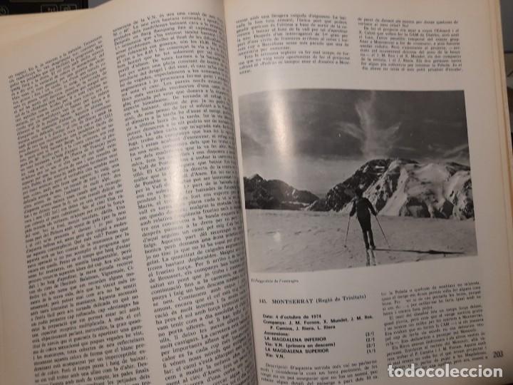 Libros: LLIBRE DE BARTOMEU PUIGGROS : LES MUNTANYES QUE VAIG ESTIMAR - Foto 7 - 262211130