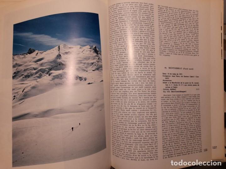 Libros: LLIBRE DE BARTOMEU PUIGGROS : LES MUNTANYES QUE VAIG ESTIMAR - Foto 8 - 262211130