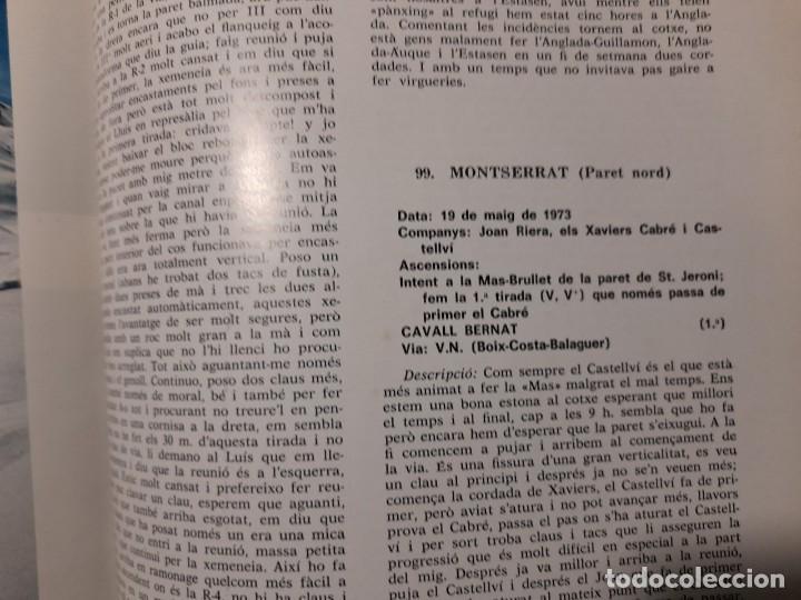 Libros: LLIBRE DE BARTOMEU PUIGGROS : LES MUNTANYES QUE VAIG ESTIMAR - Foto 9 - 262211130