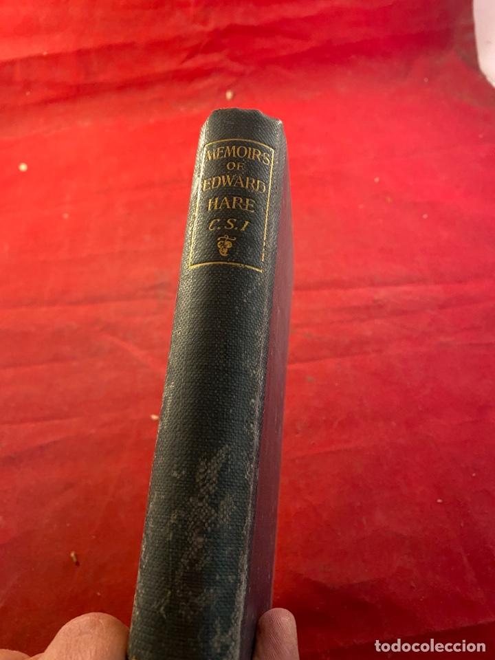 Libros: Memoirs of Edward Hare - Foto 4 - 262546310