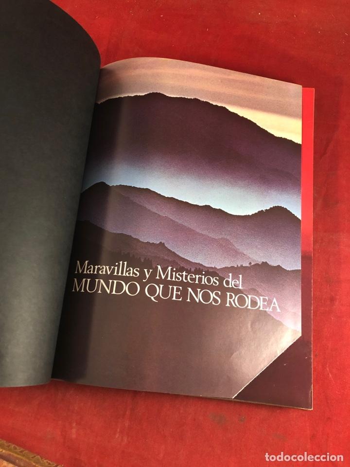 Libros: Maravillas y misterios del mundo que nos rodea - Foto 2 - 262555395