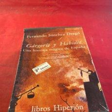Libros: FERNANDO SÁNCHEZ DRAGÓ GARGORIS Y HABIDIS. Lote 262706035