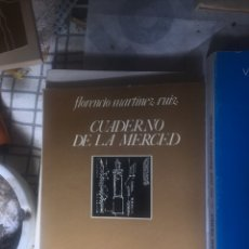 Libros: FLORENCIO MARTINEZ RUIZ. Lote 262863030