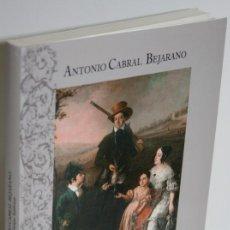 Libros: ANTONIO CABRAL BEJARANO - VALDIVIESO, ENRIQUE. Lote 262884970