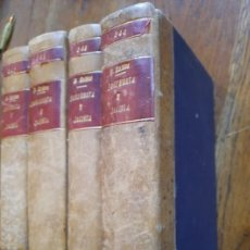 Libros: FORTUNATA Y JACINTA (DOS HISTORIAS DE CASADAS) (4 TOMOS) - BENITO PÉREZ GALDÓS. Lote 262918670