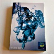 Libros: LIBRO EL PINTOR D'OMBRES - 13 X 19.CM. Lote 262956165