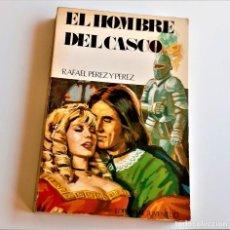 Libros: LIBRO EL HOMBRE DEL CASCO - 12 X 18.CM. Lote 262962995