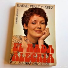 Libros: LIBRO EL HADA ALEGRIA - 13 X 18.CM. Lote 262963885