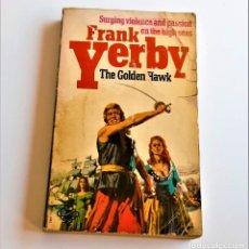 Libros: LIBRO THE GOLDEN HAWK - 11 X 18.CM. Lote 262964540