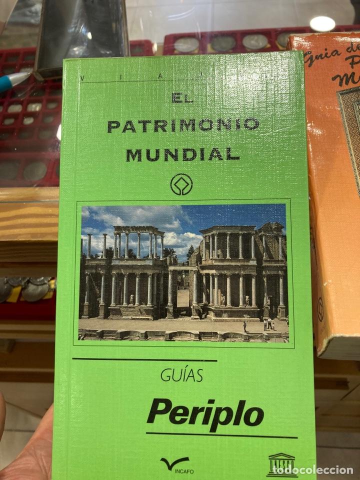 Libros: Lote de 2 guías el patrimonio mundial - Foto 2 - 263011275