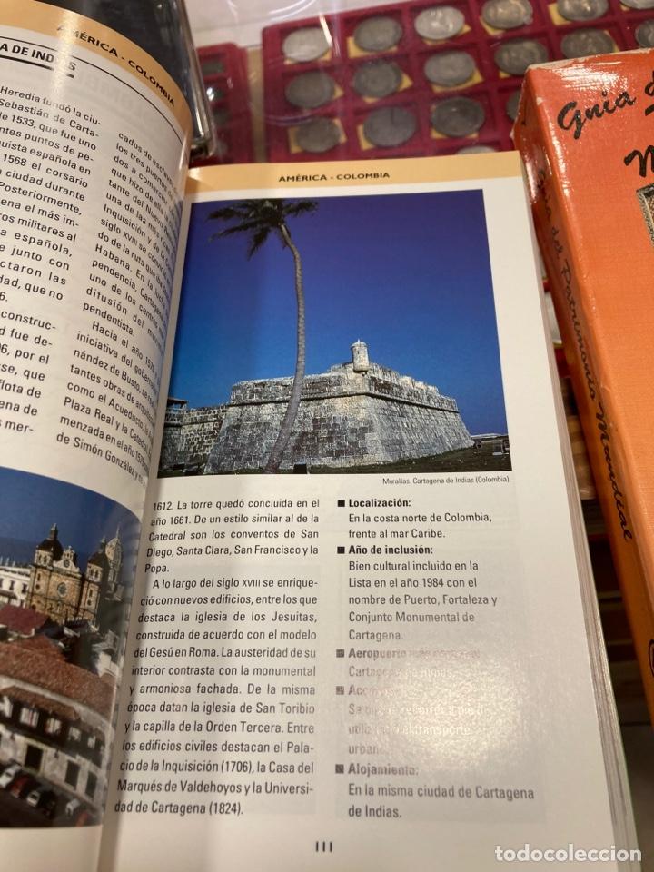 Libros: Lote de 2 guías el patrimonio mundial - Foto 3 - 263011275