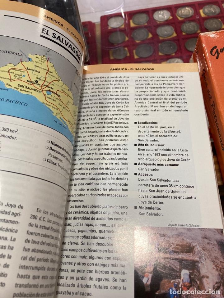 Libros: Lote de 2 guías el patrimonio mundial - Foto 4 - 263011275
