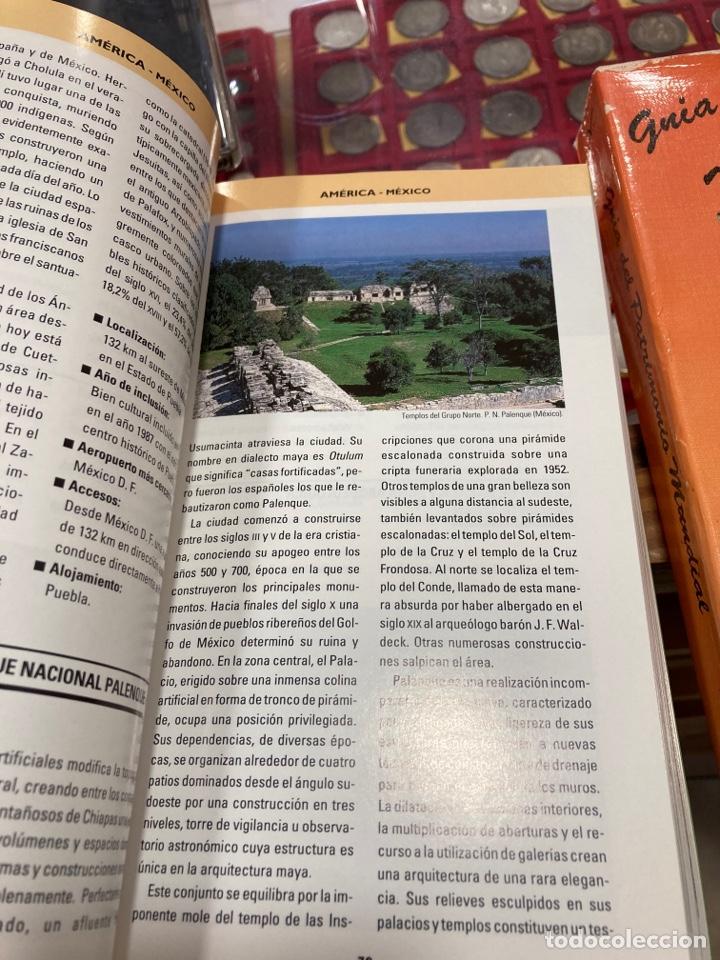 Libros: Lote de 2 guías el patrimonio mundial - Foto 5 - 263011275