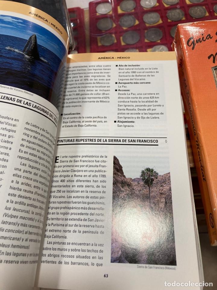 Libros: Lote de 2 guías el patrimonio mundial - Foto 6 - 263011275