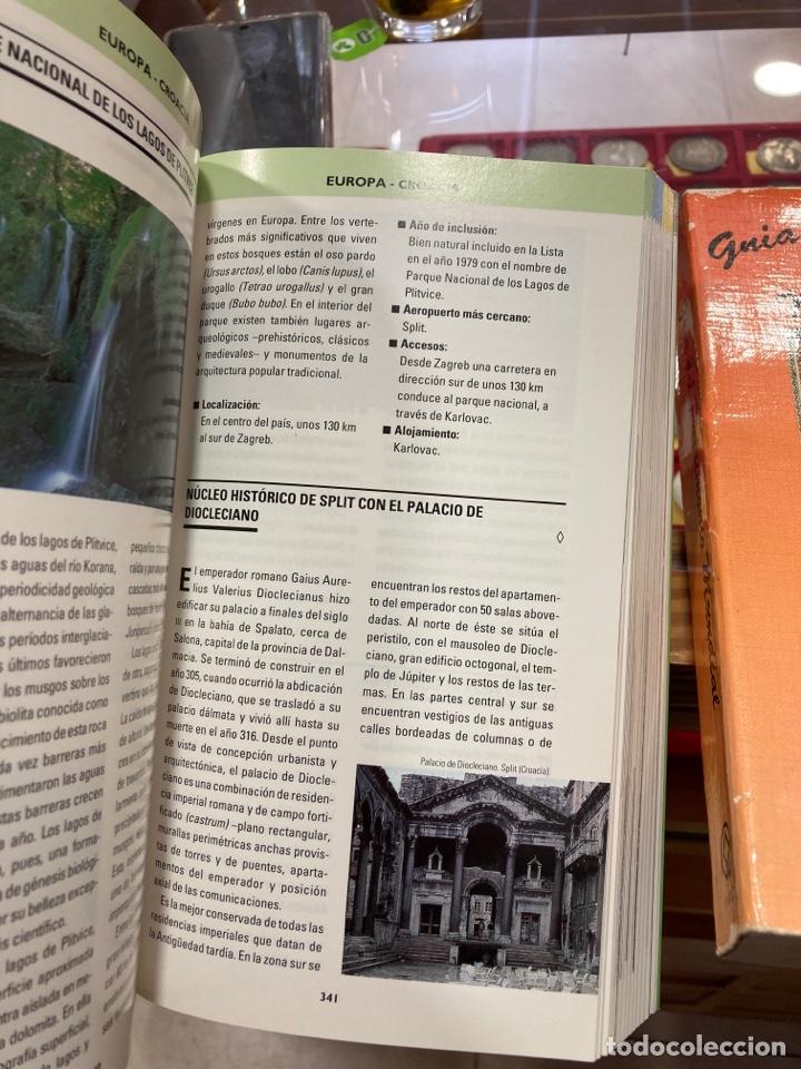 Libros: Lote de 2 guías el patrimonio mundial - Foto 7 - 263011275