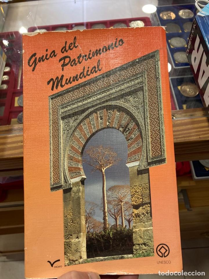 Libros: Lote de 2 guías el patrimonio mundial - Foto 8 - 263011275