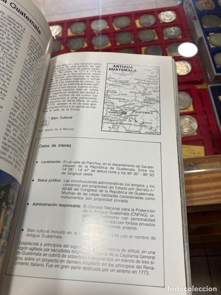 Libros: Lote de 2 guías el patrimonio mundial - Foto 10 - 263011275