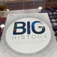 Libros: LIBRO BIG HISTORY. Lote 263012700