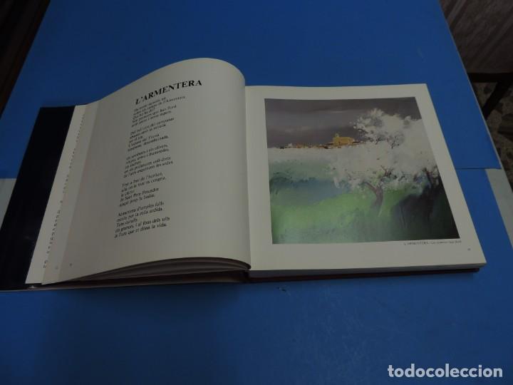 Libros: ELS POBLES DE LEMPORDA.- ROURA, Lluís (pintures). VAYREDA. Montserrat (poemes) - Foto 5 - 263124895