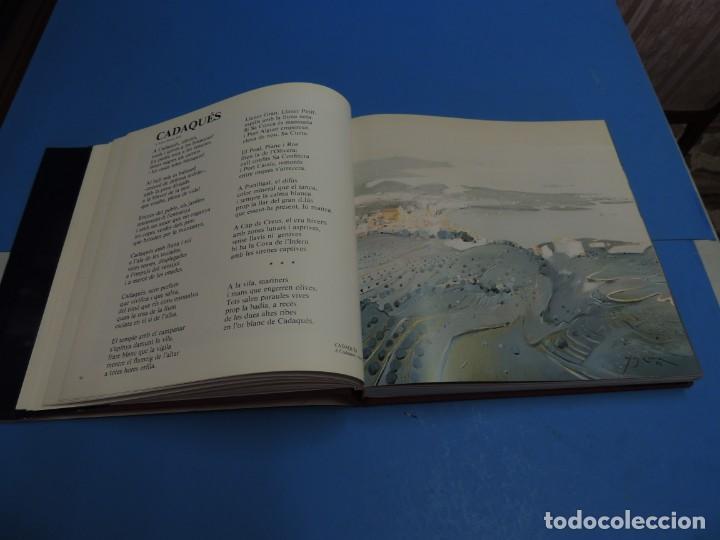 Libros: ELS POBLES DE LEMPORDA.- ROURA, Lluís (pintures). VAYREDA. Montserrat (poemes) - Foto 6 - 263124895