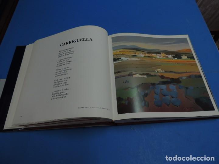 Libros: ELS POBLES DE LEMPORDA.- ROURA, Lluís (pintures). VAYREDA. Montserrat (poemes) - Foto 7 - 263124895