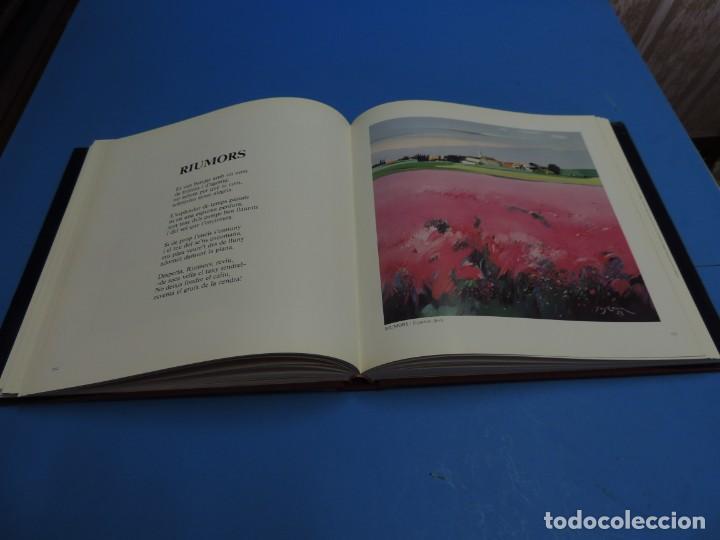 Libros: ELS POBLES DE LEMPORDA.- ROURA, Lluís (pintures). VAYREDA. Montserrat (poemes) - Foto 9 - 263124895