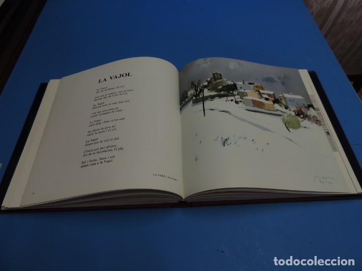 Libros: ELS POBLES DE LEMPORDA.- ROURA, Lluís (pintures). VAYREDA. Montserrat (poemes) - Foto 10 - 263124895