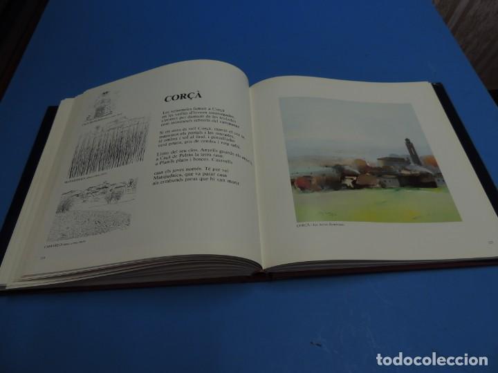 Libros: ELS POBLES DE LEMPORDA.- ROURA, Lluís (pintures). VAYREDA. Montserrat (poemes) - Foto 11 - 263124895
