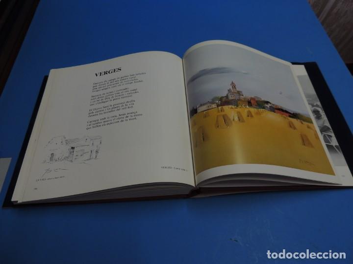 Libros: ELS POBLES DE LEMPORDA.- ROURA, Lluís (pintures). VAYREDA. Montserrat (poemes) - Foto 13 - 263124895