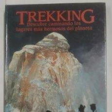 Libros: TREKKING. DESCUBRE CAMINANDO LOS LUGARES MÁS HERMOSOS DEL PLANETA - CLEARE, JOHN. TDK305 -. Lote 263166985