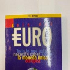 Libros: VILLA DEL EURO. TODO LO QUE USTED NECESITA SABER SOBRE LA MONEDA ÚNICA EUROPEA. Lote 263186800