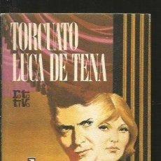 Libros: TRIUNFADOR, EL - LUCA DE TENA, TORCUATO. Lote 263196030