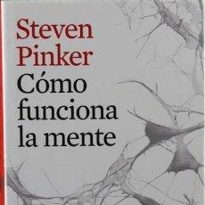 Libros: CÓMO FUNCIONA LA MENTE - PINKER, STEVEN. Lote 263196595
