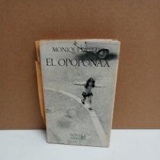 Libros: MONIQUE WITTING - EL OPOPONAX - SEIX BARRAL. Lote 263229940