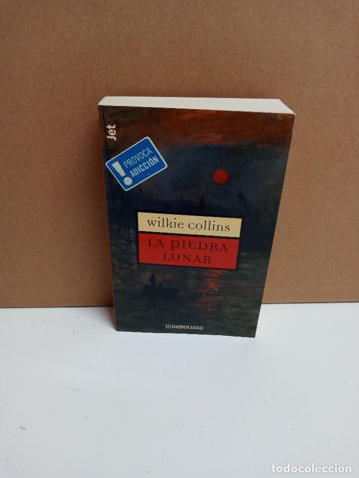 WILKIE COLLINS - LA PIEDRA LUNAR - DEBOLSILLO (Libros Nuevos - Literatura - Narrativa - Aventuras)