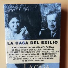 Libros: LA CASA DEL EXILIO - EVELYN JUERS. Lote 263631690