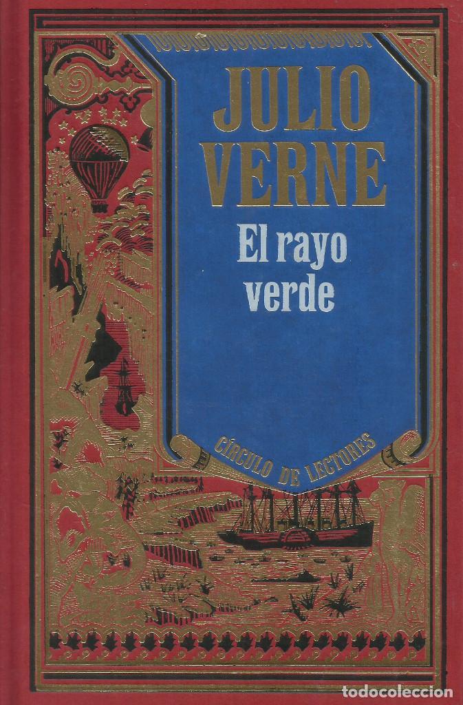 COLECCIÓN JULIO VERNE COMPLETA 12 TOMOS. / CÍRCULO DE LECTORES. (Libros Nuevos - Literatura - Narrativa - Aventuras)