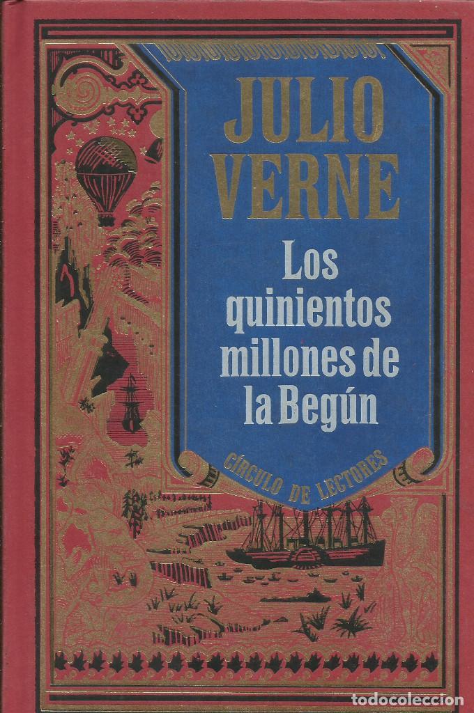 Libros: Colección Julio Verne completa 12 tomos. / Círculo de lectores. - Foto 4 - 263657160