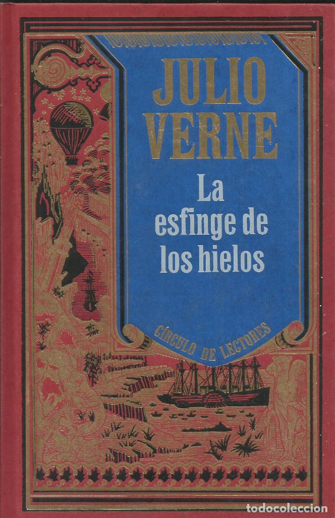 Libros: Colección Julio Verne completa 12 tomos. / Círculo de lectores. - Foto 6 - 263657160